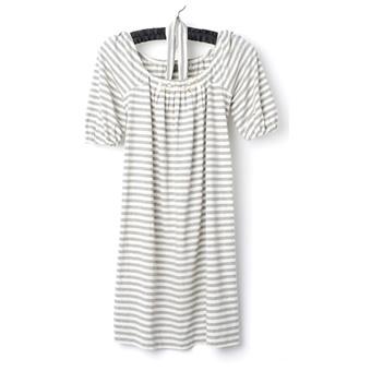 CIEL Sophia Dress Stripe