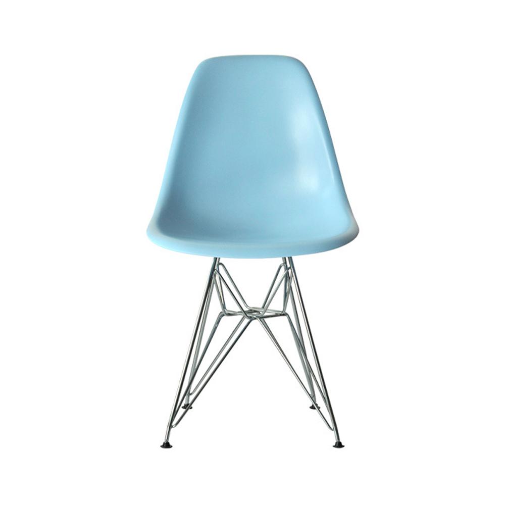 Cielshop Eames Style Eiffel Chair DKR : CielshopEamesStyleBlueDSRChair from www.cielshop.co.uk size 1000 x 1000 jpeg 180kB