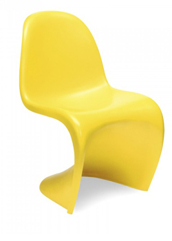 Kids S Shape Panton Style Chair